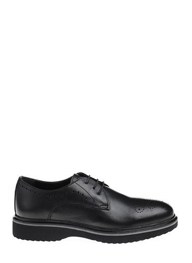 Hammer Jack Oxford Ayakkabı Siyah